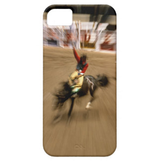 Bronco rider (zoom) iPhone SE/5/5s case