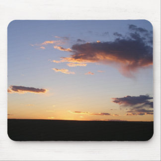 Bronco Sunset Mouse Pad