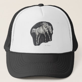 Bronco Trucker Hat