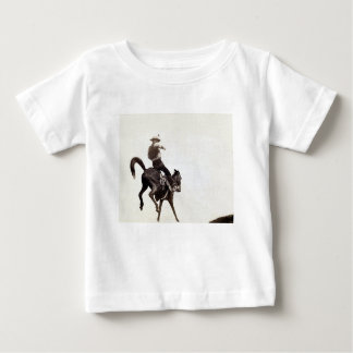 Bronco Vintage Print Baby T-Shirt