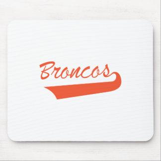 Broncos Mouse Pad