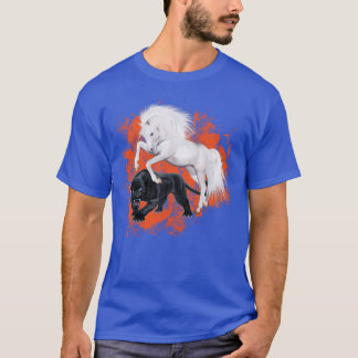Broncos Stomping Out the Panthers T-Shirt