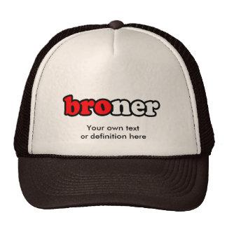 BRONER MESH HAT