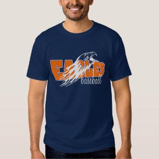 Bronson Eagles Baseball T-Shirt
