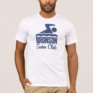 Bronson Swim Club Blue T-Shirt