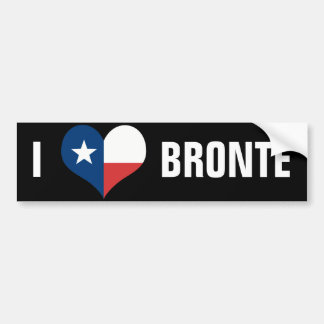 Bronte Bumper Sticker