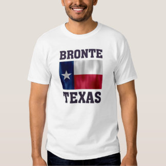 Bronte City Texas T-Shirt