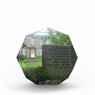 Bronte Parsonage in Haworth Award