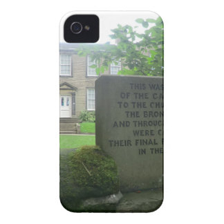 Bronte Parsonage in Haworth iPhone 4 Cover