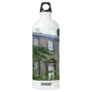 Bronte Parsonage in Haworth, Yorkshire Aluminum Water Bottle