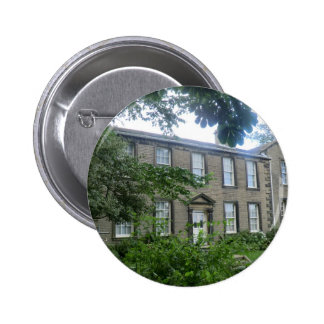 Bronte Parsonage in Haworth, Yorkshire Buttons