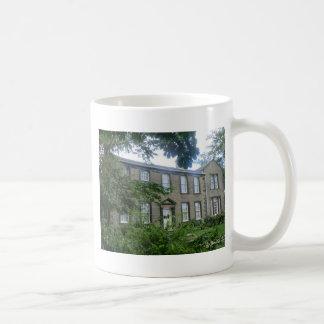 Bronte Parsonage in Haworth, Yorkshire Coffee Mug
