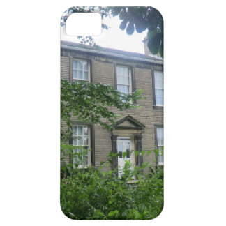 Bronte Parsonage in Haworth, Yorkshire iPhone SE/5/5s Case