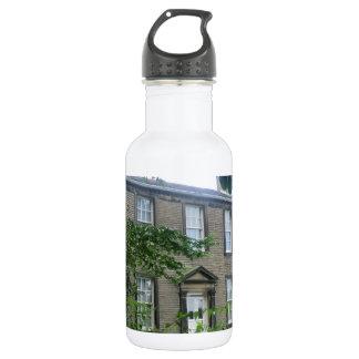 Bronte Parsonage in Haworth, Yorkshire Stainless Steel Water Bottle