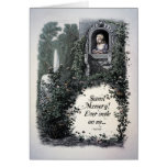 """Brontë """"Sweet Memory"""" Victorian Art Card"""