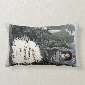 """Brontë """"Sweet Memory"""" Victorian Art Pillow"""