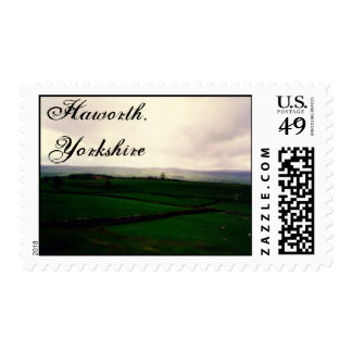 Bronteland: The Yorkshire Moors - Haworth Postage