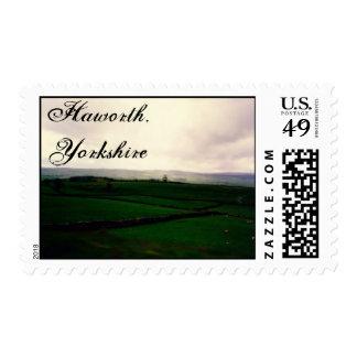 Bronteland: The Yorkshire Moors - Haworth Stamps