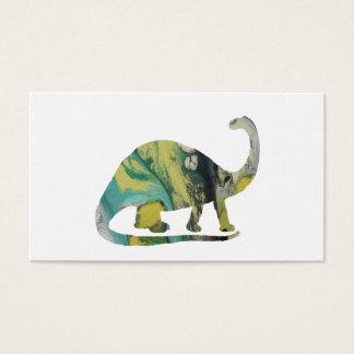Brontosaurus Art Business Card
