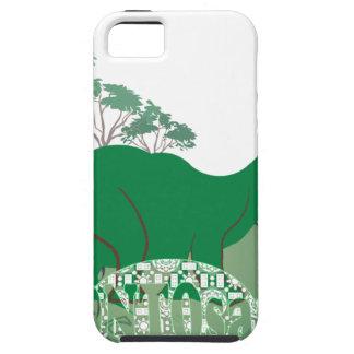 Brontosaurus iPhone 5 Case