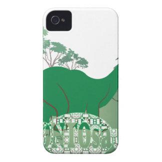 Brontosaurus iPhone 4 Case-Mate Cases
