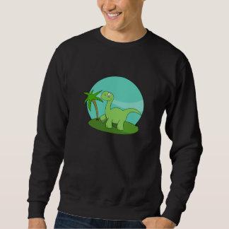 Brontosaurus del dibujo animado jersey
