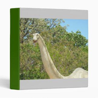 "Brontosaurus del dinosaurio carpeta 1"""