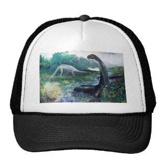 Brontosaurus Mesh Hats