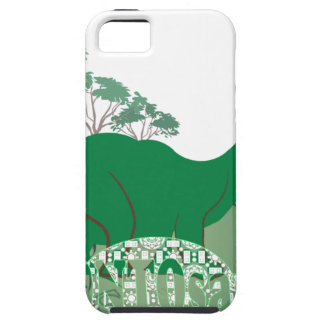 Brontosaurus iPhone SE/5/5s Case
