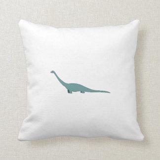 Brontosaurus Pillows