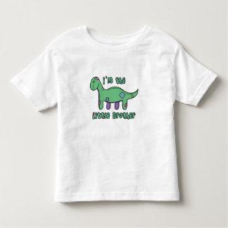 Brontosaurus soy la camiseta de pequeño Brother
