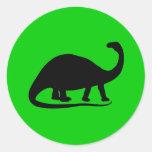 Brontosaurus Sticker