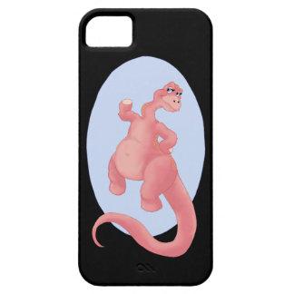 Brontosaurus Stomp iPhone 5 Covers