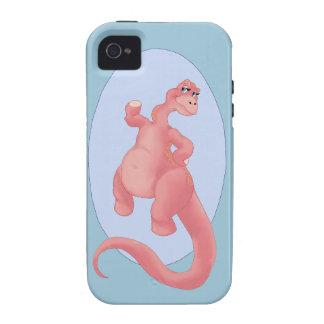Brontosaurus Stomp Case-Mate iPhone 4 Covers