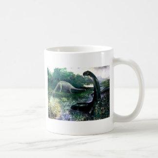 brontosaurus tazas