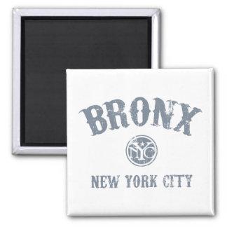 *Bronx 2 Inch Square Magnet