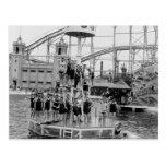 Bronx Amusement Park, 1920s Post Cards