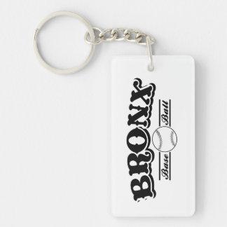 Bronx Baseball Keychain