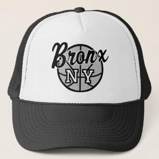 Bronx Basketball Trucker Hat