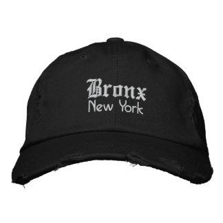 bronx bold baseball cap