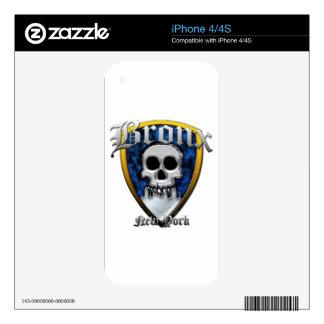 Bronx Calcomanía Para El iPhone 4