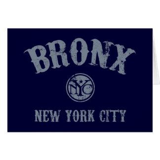 *Bronx Card