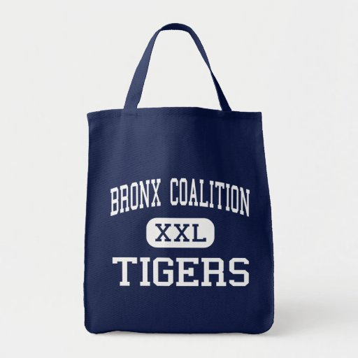 Bronx Coalition - Tigers - Community - Bronx Canvas Bags