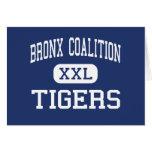 Bronx Coalition - Tigers - Community - Bronx Greeting Cards