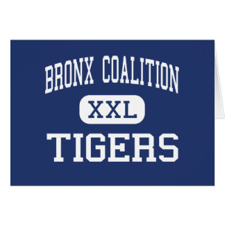 Bronx Coalition - Tigers - Community - Bronx Card
