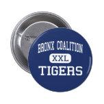Bronx Coalition - Tigers - Community - Bronx Pins