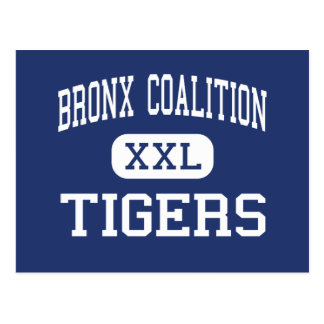 Bronx Coalition - Tigers - Community - Bronx Postcard