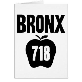 Bronx con Apple y el recorte grandes del código de Tarjeta
