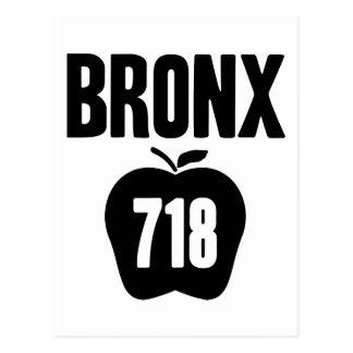Bronx con Apple y el recorte grandes del código de Tarjeta Postal