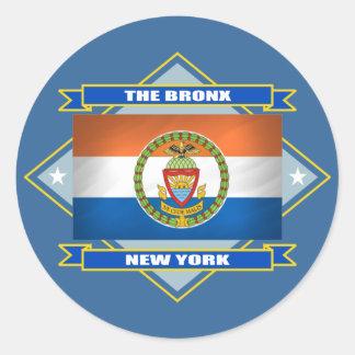 Bronx Diamond Classic Round Sticker